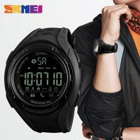 SKMEI Jam Tangan Olahraga Smartwatch Bluetooth - 1316 - Black - 3