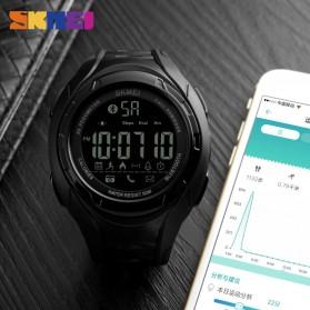 SKMEI Jam Tangan Olahraga Smartwatch Bluetooth - 1316 - Black - 4