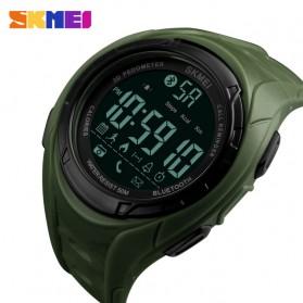 SKMEI Jam Tangan Olahraga Smartwatch Bluetooth - 1316 - Army Green - 2
