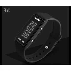 SKMEI Jam Tangan Digital LED - 1277 - Black - 3