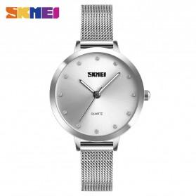 SKMEI Jam Tangan Luxury Wanita - 1291 - Silver