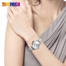 SKMEI Jam Tangan Luxury Wanita - 1291 - Silver - 2