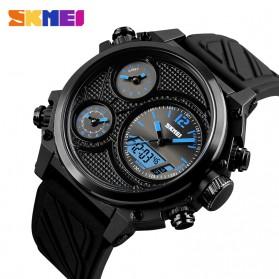 SKMEI Jam Tangan Digital Analog Pria - 1359 - Blue - 2