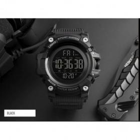 SKMEI Jam Tangan Sporty Digital Pria - 1384 - Black - 2