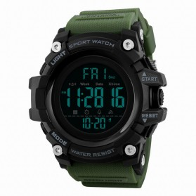 SKMEI Jam Tangan Sporty Digital Pria - 1384 - Green