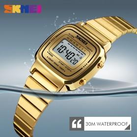 SKMEI Jam Tangan Digital Wanita - 1252 - Golden - 2
