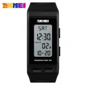 SKMEI Jam Tangan Digital Sport Pedometer Kalori - 1363 - Black