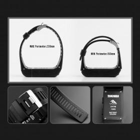 SKMEI Jam Tangan Digital Sport Pedometer Kalori - 1363 - Black - 6