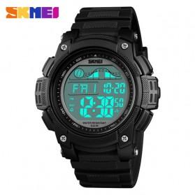 SKMEI Jam Tangan Digital Sporty Pria - 1372 - Black - 2