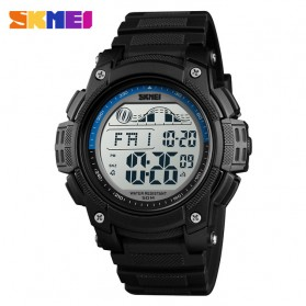 SKMEI Jam Tangan Digital Sporty Pria - 1372 - Blue