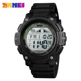 SKMEI Jam Tangan Digital Sporty Pria - 1372 - Green