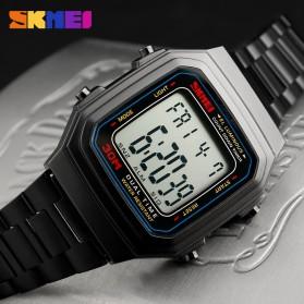 SKMEI Jam Tangan Digital Pria - 1337 - Golden - 3