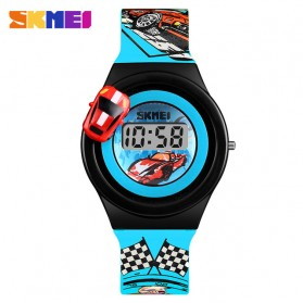 SKMEI Jam Tangan Anak - 1376 - Light Blue