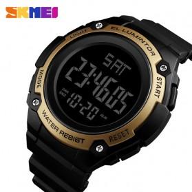SKMEI Jam Tangan Digital Sporty Pria - 1346 - Black Gold - 2