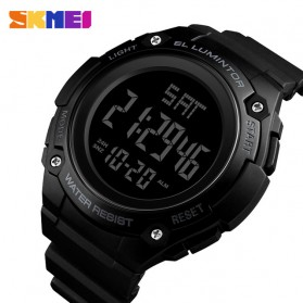 SKMEI Jam Tangan Digital Sporty Pria - 1346 - Black
