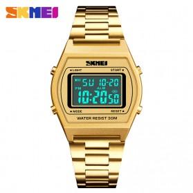 SKMEI Jam Tangan Digital Pria - 1328 - Golden - 1