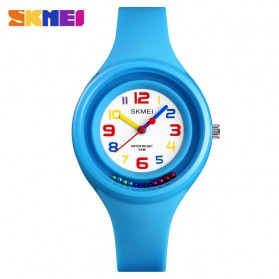 SKMEI Jam Tangan Anak - 1386 - Light Blue