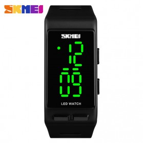 SKMEI Jam Tangan Digital Sporty - 1364 - Black