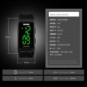 SKMEI Jam Tangan Digital Sporty - 1364 - Black - 6