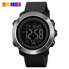 SKMEI Jam Tangan Digital Sporty Pria - 1416 - Black