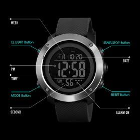 SKMEI Jam Tangan Digital Sporty Pria - 1416 - Black - 5