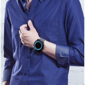SKMEI Jam Tangan Kompas Pedometer Digital Pria - 1354 - Black/Blue - 3