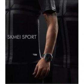 SKMEI Jam Tangan Sporty Smartwatch Bluetooth - 1347 - Black - 2