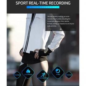 SKMEI Jam Tangan Sporty Smartwatch Bluetooth - 1347 - Black - 3