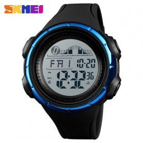 SKMEI Jam Tangan Digital Pria - 1379 - Black Blue