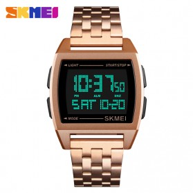 SKMEI Jam Tangan Digital Pria - 1368 - Rose Gold