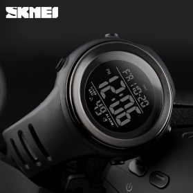 SKMEI Jam Tangan Digital Pria - 1394 - Army Green - 2