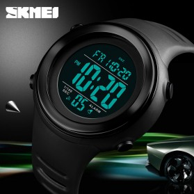 SKMEI Jam Tangan Digital Pria - 1394 - Army Green - 3