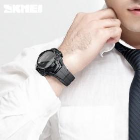 SKMEI Jam Tangan Digital Pria - 1383 - Black - 3