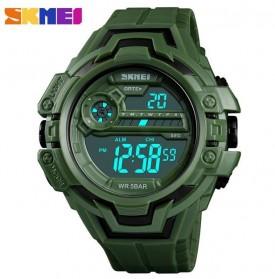 SKMEI Jam Tangan Digital Pria - 1383 - Army Green