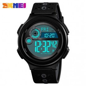 SKMEI Jam Tangan Digital Outdoor Sporty Pria - 1375 - Black