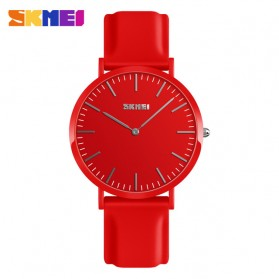 SKMEI Jam Tangan Analog Wanita Couple - 9179 Small - Red