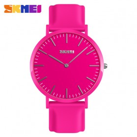 SKMEI Jam Tangan Analog Pria Couple - 9179 Big - Light Pink