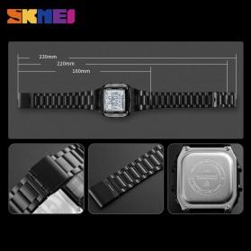 SKMEI Jam Tangan Digital Pria - 1381 - Black - 5