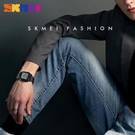 SKMEI Jam Tangan Digital Pria - 1381 - Rose Gold/Black - 2