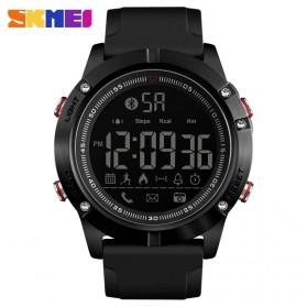 SKMEI Jam Tangan Olahraga Smartwatch Bluetooth - 1425 - Black