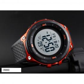 SKMEI Jam Tangan Digital Sporty Pria - 1441 - Black White - 9
