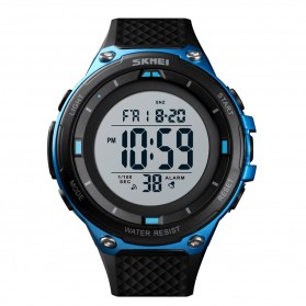 SKMEI Jam Tangan Digital Sporty Pria - 1441 - Blue