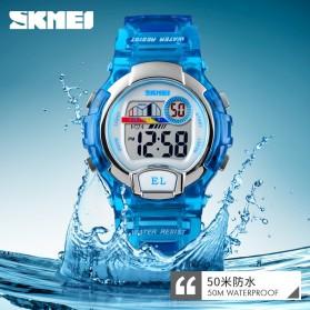 SKMEI Jam Tangan Sporty Anak - 1450 - Blue - 6