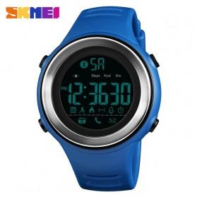 SKMEI Jam Tangan Olahraga Smartwatch Bluetooth - 1396 - Blue