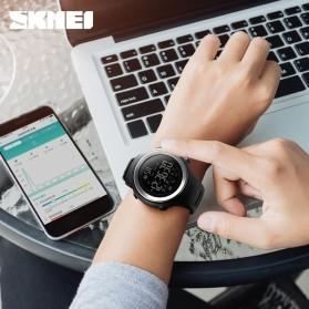 SKMEI Jam Tangan Olahraga Smartwatch Bluetooth - 1396 - Blue - 4