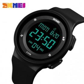 SKMEI Jam Tangan Digital Pria - 1445 - Black - 2