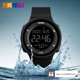 SKMEI Jam Tangan Digital Pria - 1445 - Green - 3