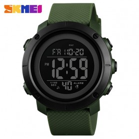 SKMEI Jam Tangan Digital Pria  - 1434 - Green/Black