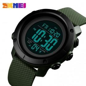 SKMEI Jam Tangan Digital Pria  - 1434 - Green/Black - 2