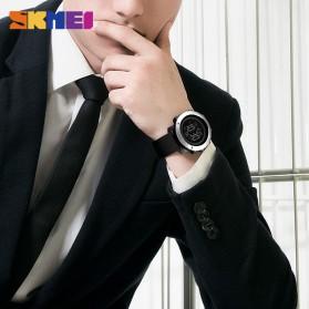 SKMEI Jam Tangan Digital Pria  - 1434 - Black White - 4